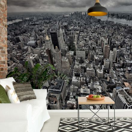 Easy to Install wallpaper City Skyline
